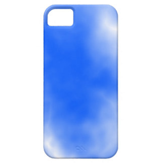 Blue sky with white clouds. barely there iPhone 5 case