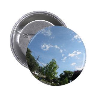 Blue SKYview Sky CherryHILL America Gifts NVN684 f 6 Cm Round Badge