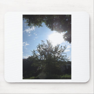 Blue SKYview Sky CherryHILL America Gifts NVN684 f Mouse Pad