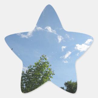Blue SKYview Sky CherryHILL America Gifts NVN684 f Star Sticker