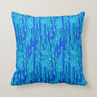Blue Slime Pillow