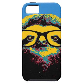 Blue Sloth iPhone 5 Covers