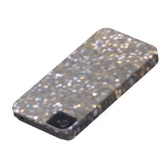 Blue Snow iPhone 4 Cases