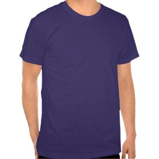 Blue Snow Skiing T Shirts