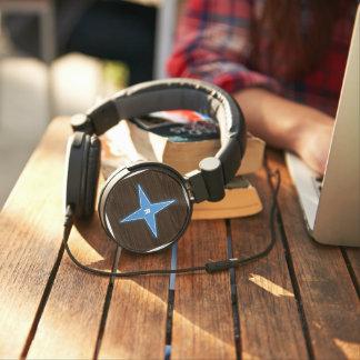 Blue Spark Headphones