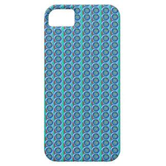 BLUE Sparkle BlueStar Disc:by NAVIN JOSHI lowprice iPhone 5 Case