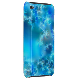Blue Sparkle IPod Case Barely There iPod Cases