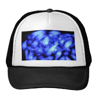 BLUE SPARKLES HATS