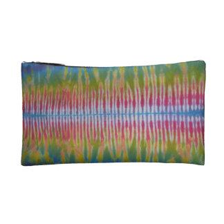 Blue Spine Tie Dye Wristlet