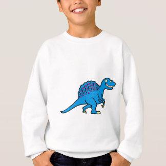 Blue Spinosaurus Sweatshirt
