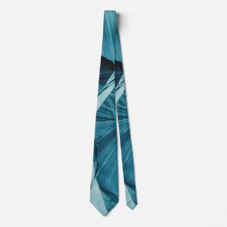Blue Spiral Tie