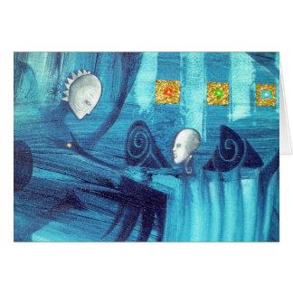 blue spirit dance cards