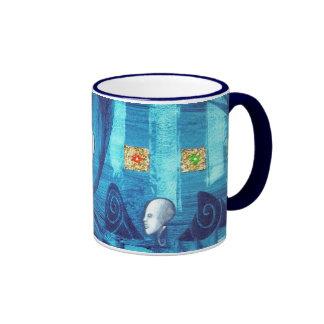blue spirits ringer mug