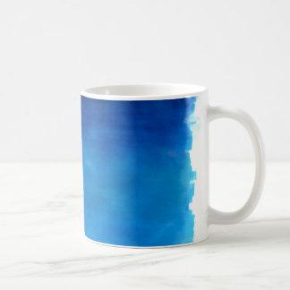 Blue Splash Mug