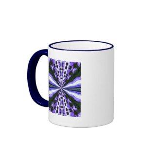 Blue Splog Coffee Mugs
