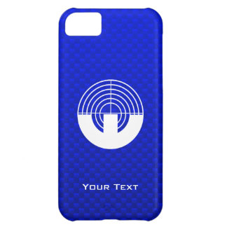 Blue Sport Shooting Case For iPhone 5C