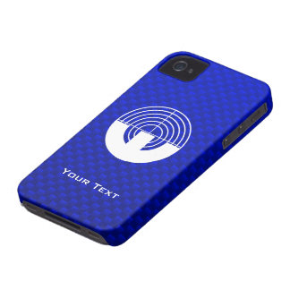 Blue Sport Shooting Case-Mate iPhone 4 Cases