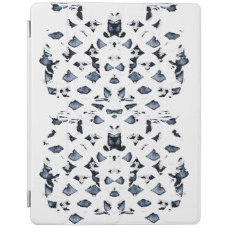 Blue Spots iPad Smart Cover iPad Cover