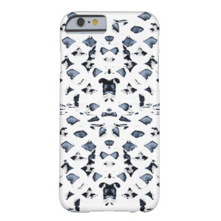 Blue Spots iPhone 6/6s Case