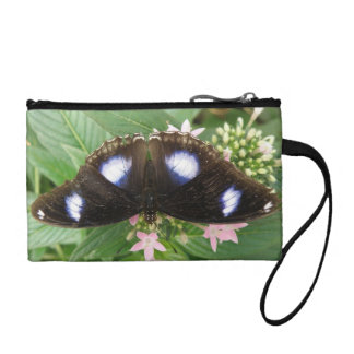 Blue Spotted Butterfly Bagettes Bag