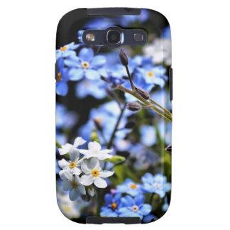 Blue Spring Galaxy SIII Case