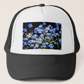 Blue Spring Trucker Hat