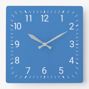 Living Room Wall Clocks Zazzle Uk