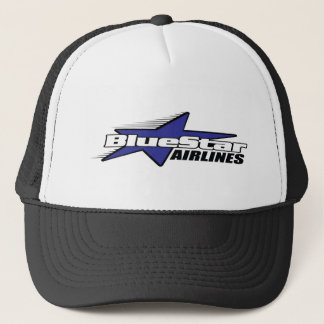 Blue Star Airlines Trucker Hat