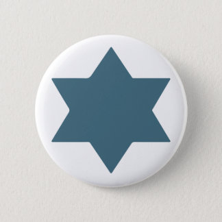 BLUE STAR BY TALILI 6 CM ROUND BADGE