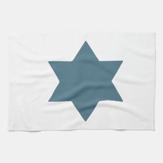 BLUE STAR BY TALILI TEA TOWEL