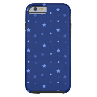 Blue star iPhone cover , Tough