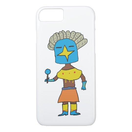 Blue Star Kachina iPhone 8/7 Case