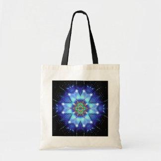 Blue Star Kaleido-Tote Tote Bag