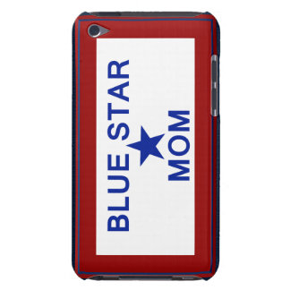 Blue Star Mom Patriotic Military Family Case-Mate iPod Touch Case