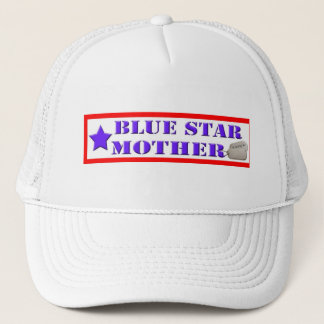 Blue Star Mother Hat