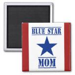 Blue Star Mum Military