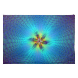 Blue Star Placemats
