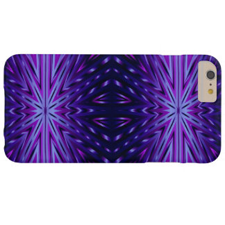 Blue Starburst Barely There iPhone 6 Plus Case