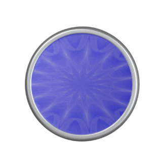 Blue Starburst Bluetooth Bumpster Speaker