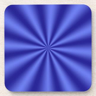Blue Starburst Coasters