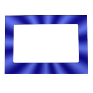 Blue Starburst Magnetic Frame