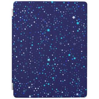 Blue Stars 2 iPad Cover