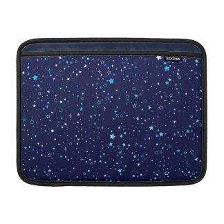 "Blue Stars 2 - Macbook Air 13"" Horizontal Sleeve For MacBook Air"