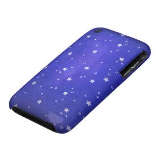 Blue Stars iPhone 3 Case