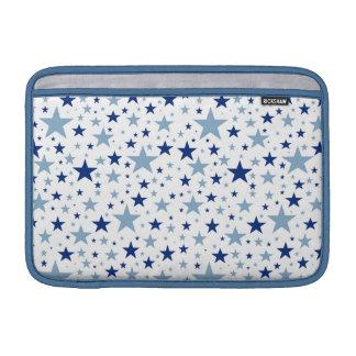 Blue Stars iPad / laptop sleeve