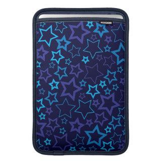 Blue Stars MacBook Sleeves