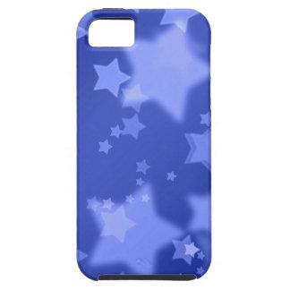 Blue Stars iPhone 5 Case-Mate Tough™ Case