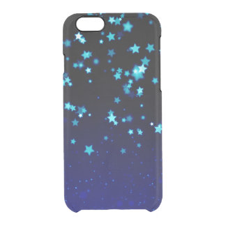 Blue Stars - iPhone 6/6s Clearly™ Deflector Case