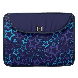 Blue Stars Sleeve For MacBooks
