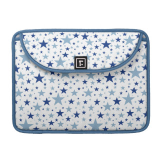 Blue Stars MacBook sleeve